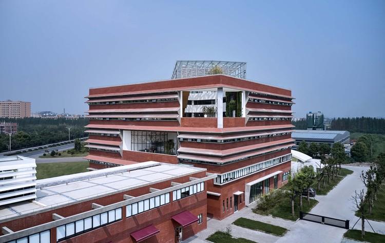 Huateng Headquarters / Leeko Studio, © Yong Zhang