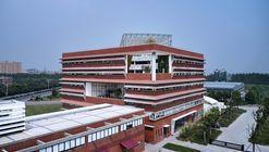 Huateng Headquarters / Leeko Studio