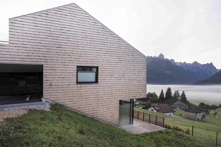 House H / Plasma studio, © Holger Kehne