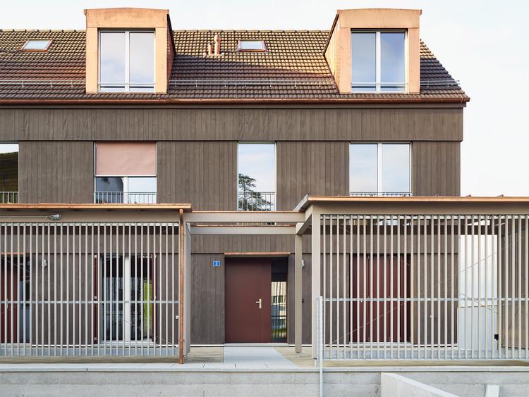 Im Neuhaus Housing / Wirz Achitekten, © Hannes Henz