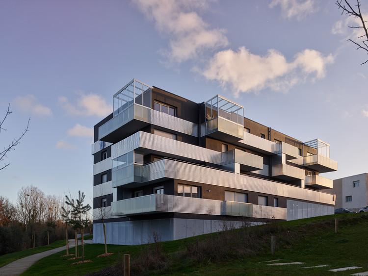 Les Prairies de Maxime Residential Building / a/LTA architectes urbanistes, © S. Chalmeau