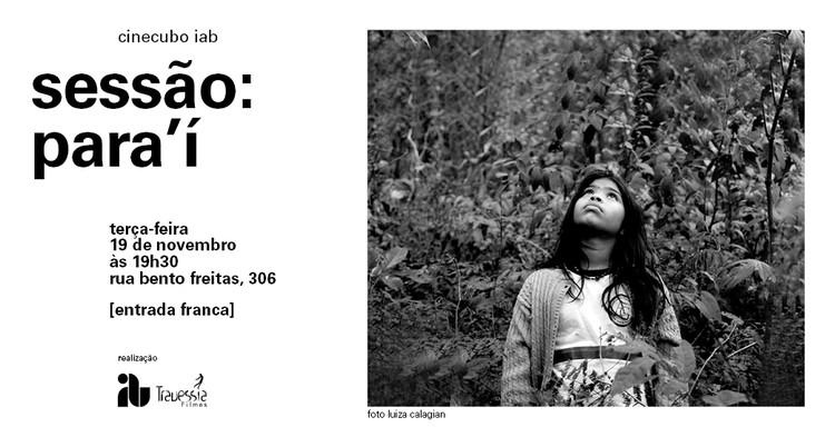 "Cinecubo IAB ""Sessão Para'í"", cinecubo_iab"