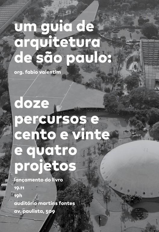 Editora Escola da Cidade lança Guia de Arquitetura sobre São Paulo