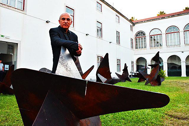 Exposição Elementos em Fragmentos, Antonio Spinosa - Elementos em Fragmentos - (créditos Fabiano Viana)