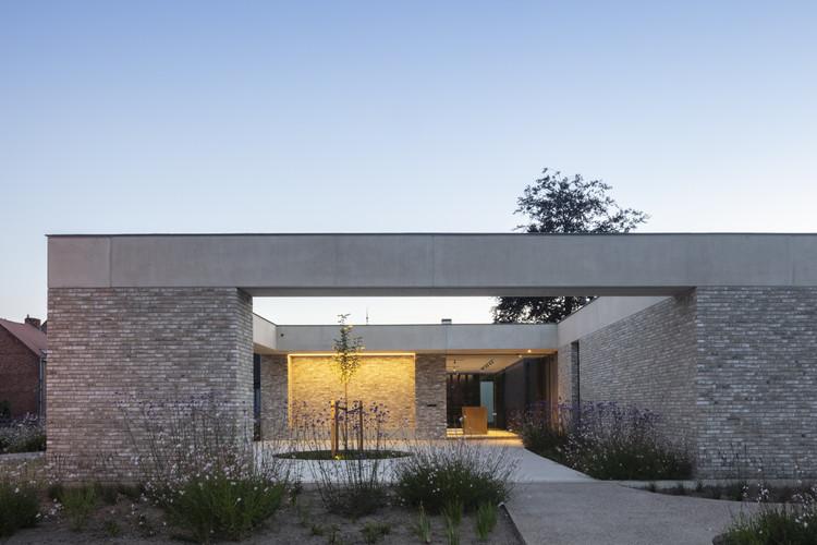 WISTIK Library & Kindergarten / TOOP architectuur + Steven Vandenborre Architects, © Tim Van de Velde