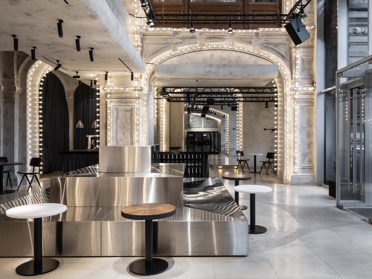 Bosco Mishka Bar  / Sundukovy Sisters Architecture & Design Studio, © Mikhail Loskutov
