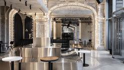 Bosco Mishka Bar  / Sundukovy Sisters Architecture & Design Studio
