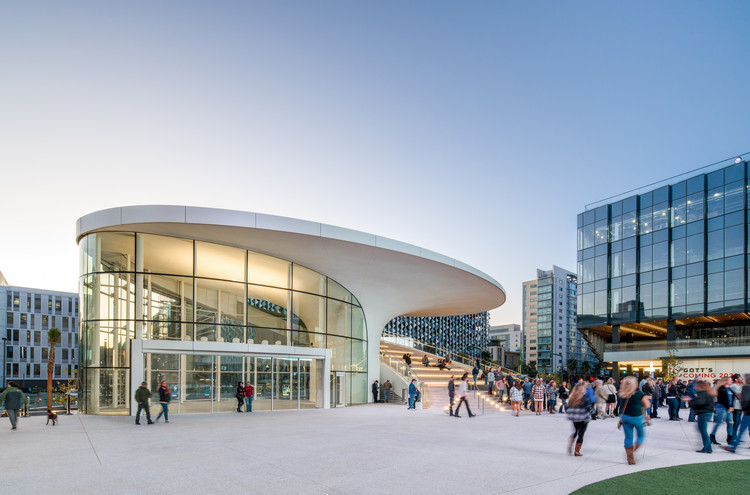 Chase Center / Gensler, Courtesy of Gensler