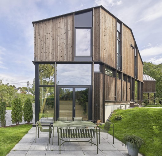 Risalleen House / R21 Arkitekter