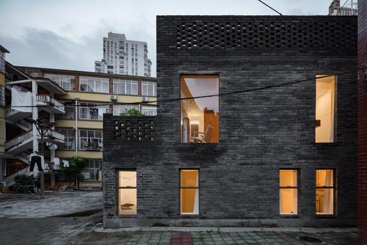 facade. Image © Keishin Horikoshi/Ss