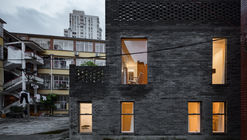 Hotel Far & Near XinYuqingli St. / kooo architects