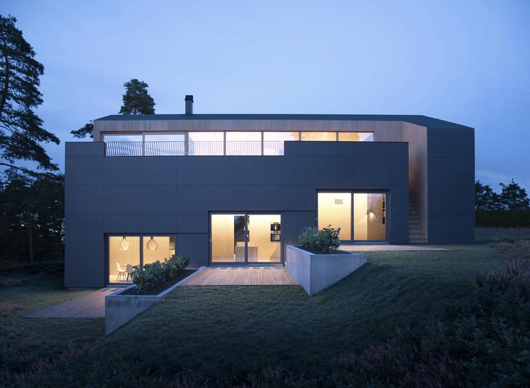 Villa Void / Resell+Nicca, © Olav Resell
