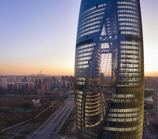 Leeza SOHO / Zaha Hadid Architects