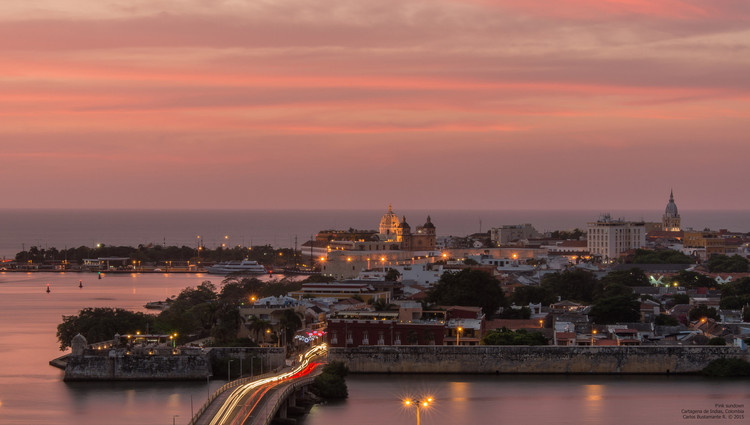 Cartagena y la protección por su patrimonio: ¿Qué pasará con el proyecto Aquarela?, © Carlos Bustamante Restrepo [Flickr], bajo licencia CC BY-SA 2.0