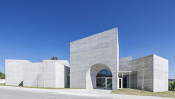 Interpretation Centre of Romanesque / spaceworkers