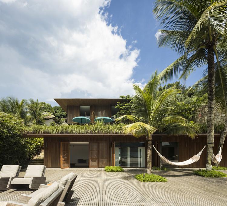 Residência CMA / Jacobsen Arquitetura, © Fernando Guerra | FG+SG