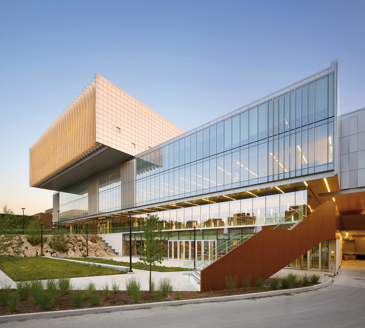 York University Student Centre / CannonDesign	, © Tom Arban Photography