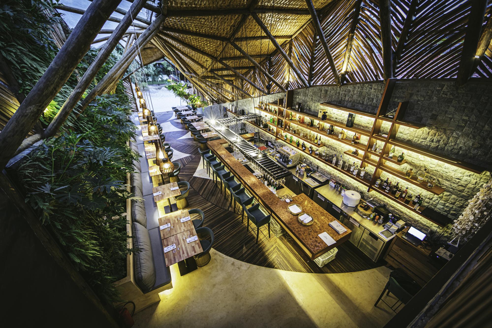 Gallery of Ello Restaurant / Mareines Arquitetura  - 3