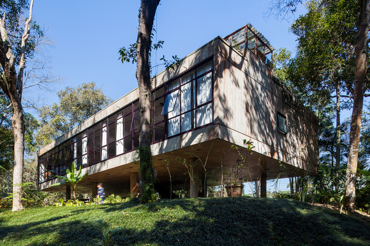 Clássicos da Arquitetura: Residência Ella Durst / Königsberger Vannucchi, © Pedro Vannucchi