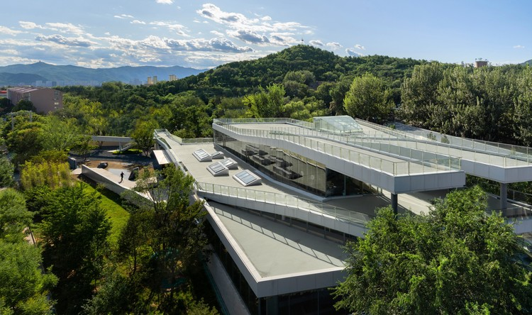 WuliEpoch Culture Center / Atelier Alter Architects, © Highlite Images