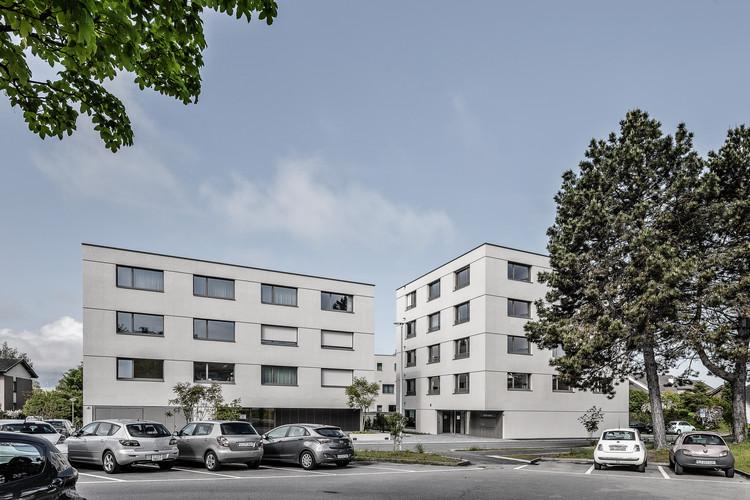 Alterssiedlung Sempach Apartments / dolmus Architekten + B2G ARCHITEKTEN, © Aytac Pekdemir