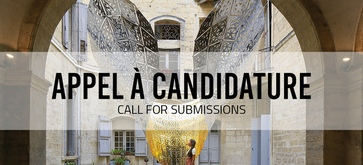 Call for Submission Festival des Architectures Vives 2020, Festival des Architectures Vives 2020