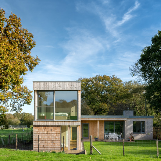 Watcombe Cottage / RX Architects