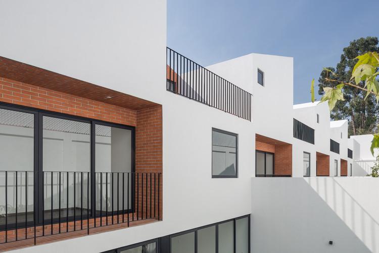 Viviendas Cañada San Francisco / HGR Arquitectos, © Diana Arnau