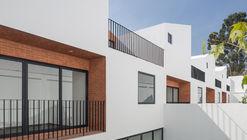 Viviendas Cañada San Francisco / HGR Arquitectos