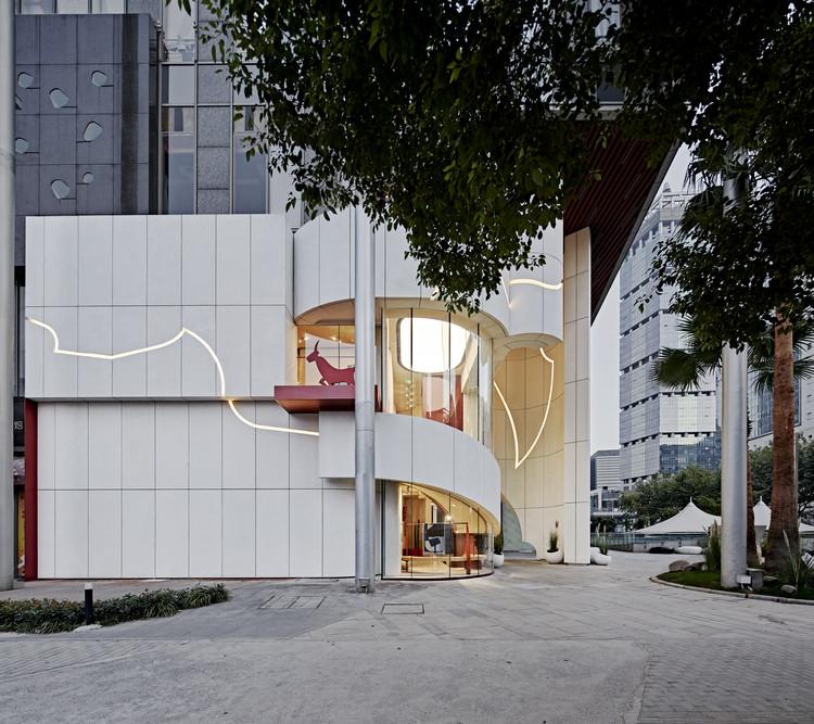 Erdos Store / waa (we architech anonymous), © He Shu