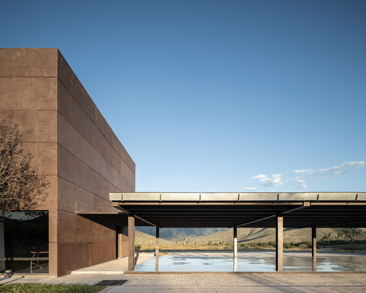 Centro Regional Galeana / atelier uno, © The Raws