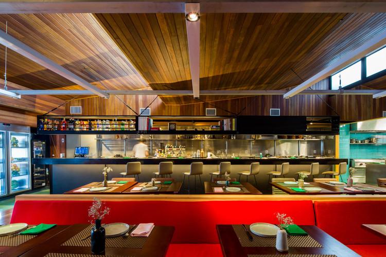 Restaurante Mensa / vapor arquitetura, © Pedro Napolitano Prata
