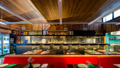 Restaurante Mensa / vapor arquitetura