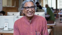 """""""Arquitetura é uma extensão da vida"""": uma entrevista com Balkrishna Doshi"""