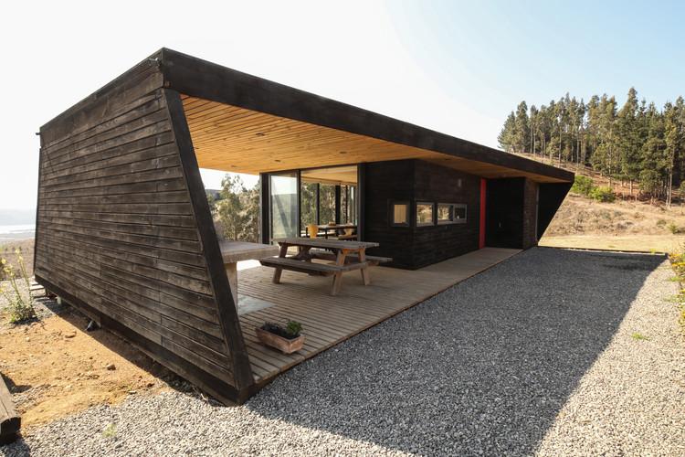 Refugio Matanzas / Cerda Pe Arquitectos, © Sebastián Cerda Pé
