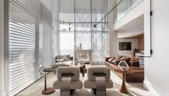 Apartamento Parque / Giuliano Marchiorato Arquitetos