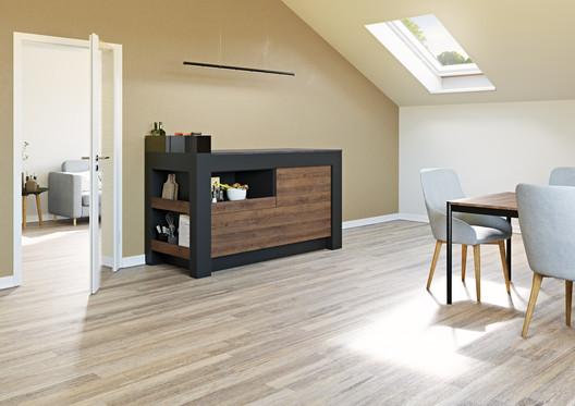 Galería de Cómo ahorrar espacio en cocinas: muebles ...