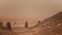 La nueva carrera espacial: 6 desafíos para la arquitectura extraterrestre