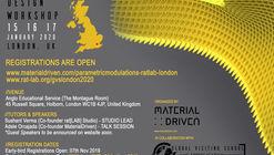 Parametric Modulations: London 2020- Global Visiting School