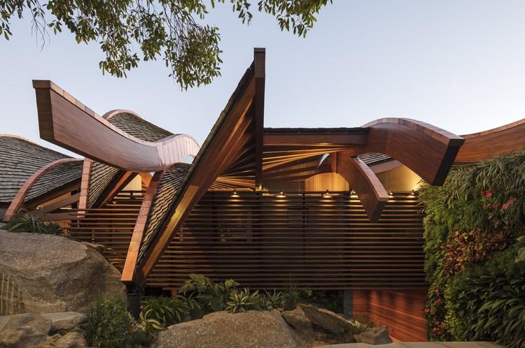 Casa onda / Mareines Arquitetura + Patalano Arquitetura, © Leonardo Finotti