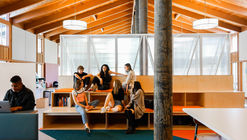 Stevenson School Library  / Studio O+A
