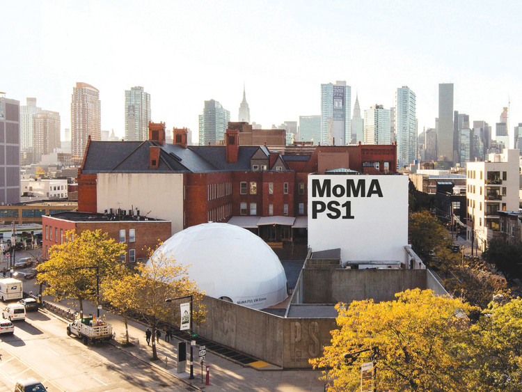 MoMA PS1's Young Architects Program Placed on Hiatus, MoMA PS1. Image Courtesy of MoMA PS1