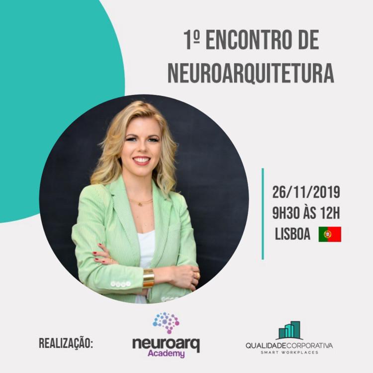 1° Encontro sobre neuroarquitetura em Lisboa