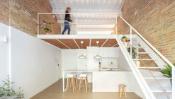 Reforma Mezzanine / Sergi Pons architects