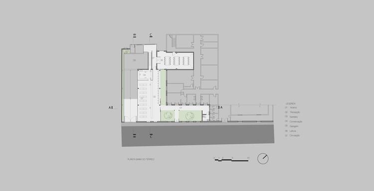 Plan - Diocesan Archive