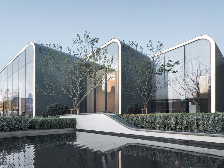 Super Fluid Artistic Life House / gad · line+ studio, © Lei Sun