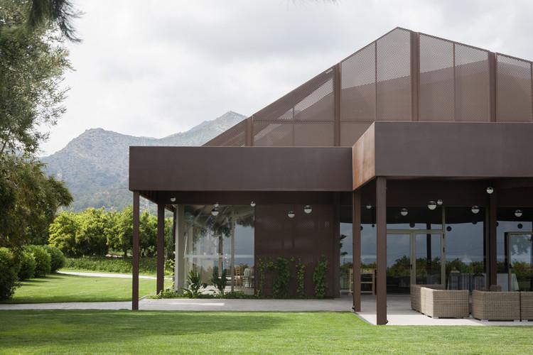 Mas de Lucia Extension / Cristina Moya Arquitecta, © Mayte Piera
