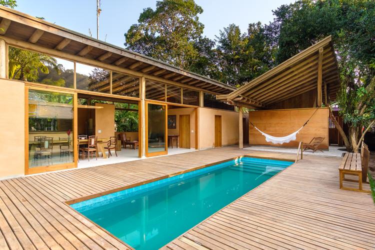 Casa AA / Argus Caruso - arquitetura e construção, © Gustavo Uemura