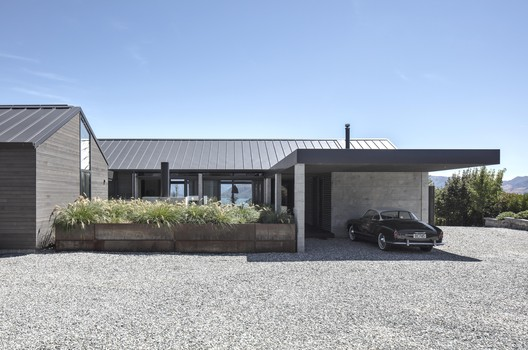 Casa Wanaka / Three Sixty Architecture