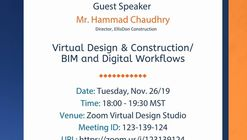 Athabasca University RAIC Centre for Architecture   Virtual Lecture Series